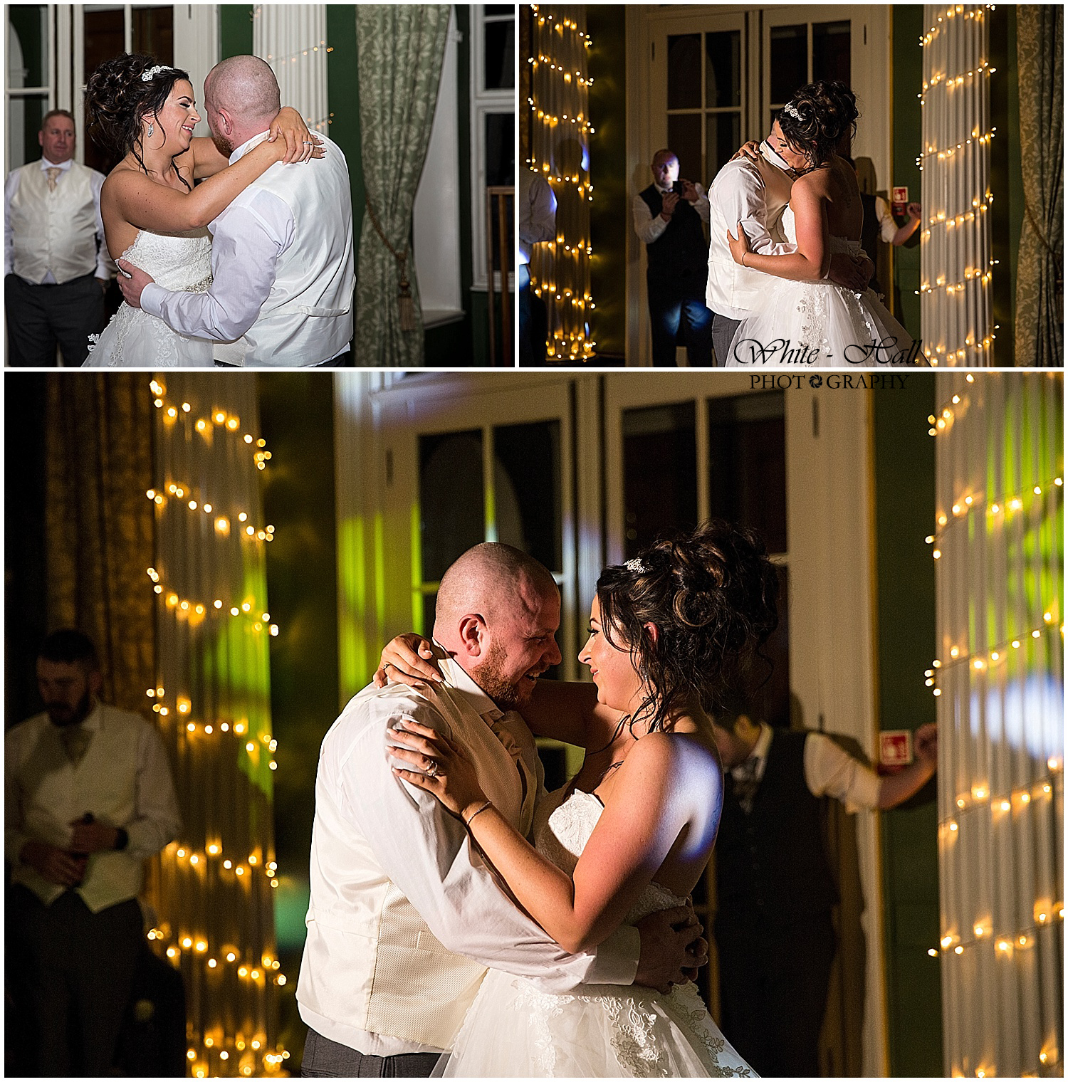 Wedding Photography // Laura & Martyn – Hazlewood Castle, Leeds.