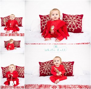 Leicester christmas children portraits
