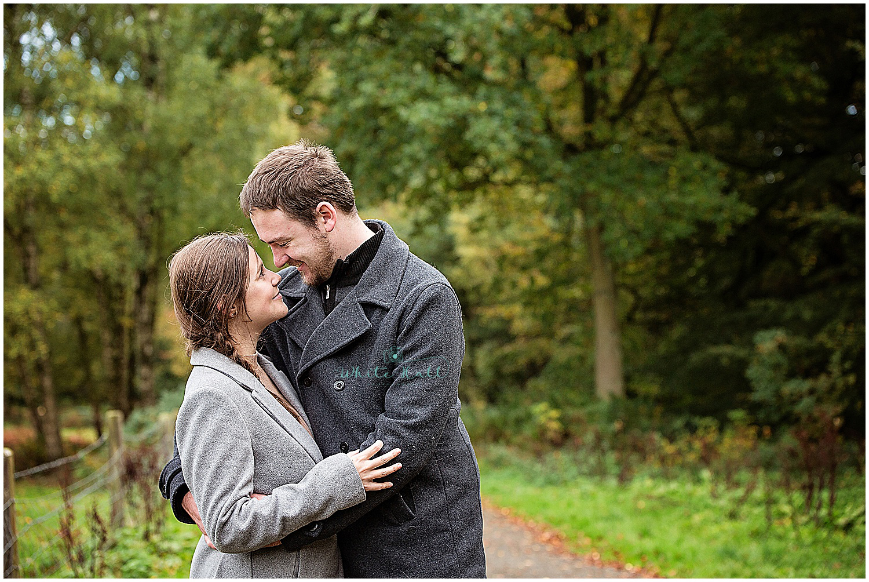 Engagement Portrait Shoot // Hannah & Graham