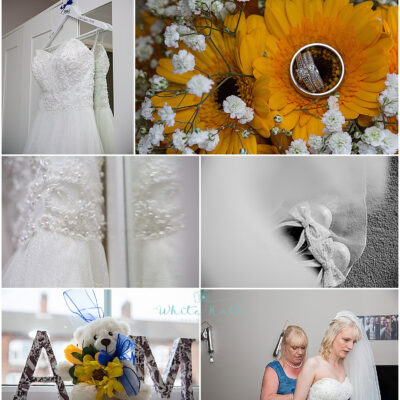 Leicester and Staffordshire Wedding Photographer // The King Power Stadium Wedding / Amy and Matt
