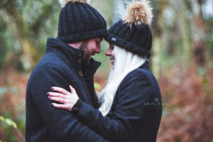 engaged couple photos, portrait photographer Tamworth, Staffordshire, outdoor couple portraits.