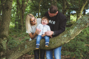 Leicester and Staffordshire family portrait photographer, family portraits at Beacon Hill in Leicestershire