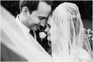 Lichfield, Staffordshire wedding photographer, bride and groom portraits