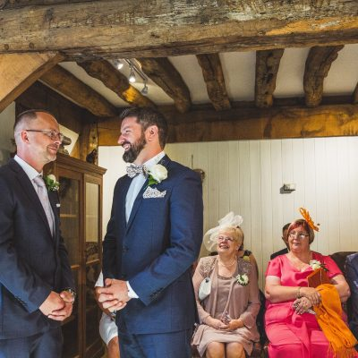Leicester and Staffordshire Wedding Photographer // Nailcote Hall Hotel Wedding / Lee & Paul